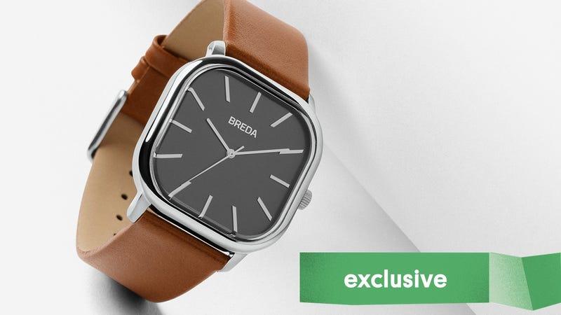 35% Off Watches | Breda | Promo code KINJA35