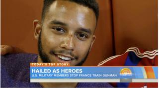 Anthony Sadler Jr.NBC News Screenshot
