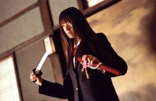 Illustration for article titled Kill Bill's Gogo Yubari Actress Not In Tekken Movie