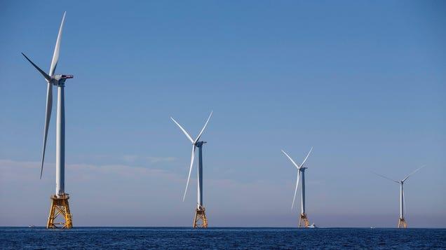 President Joe Biden Approves Nation s First Major Offshore Wind Farm