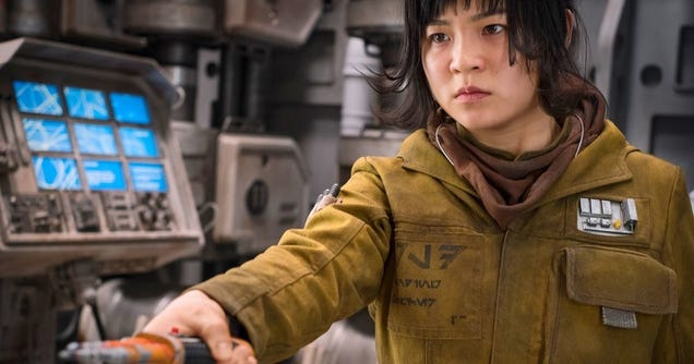 Star Wars  Kelly Marie Tran Discusses Online Abuse From the Fandom