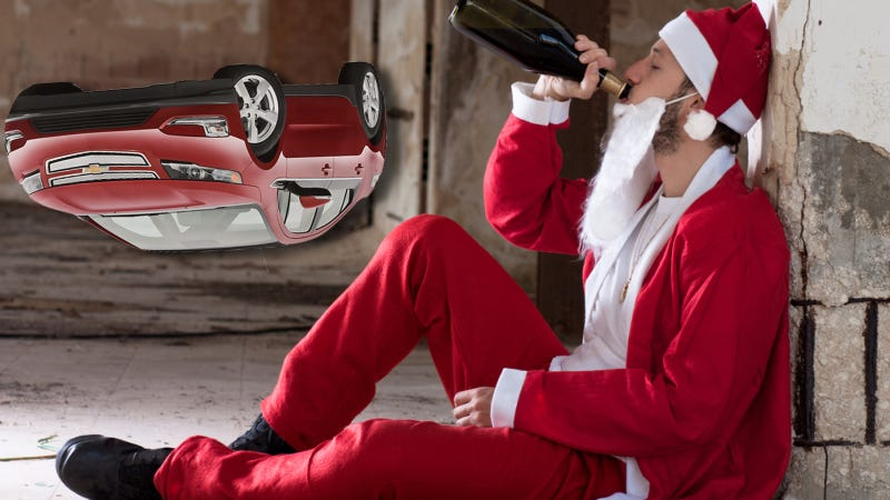 Illustration for article titled General Motors Had A Bad Christmas With Sales Down 6.3%