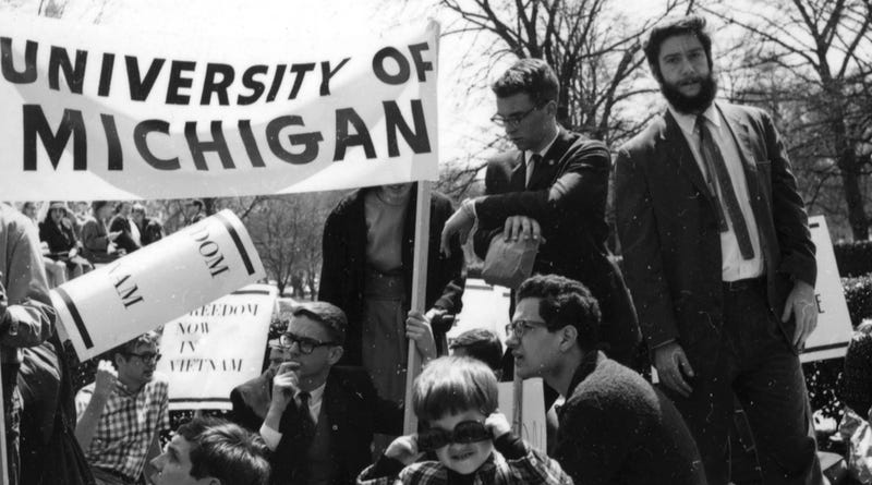 Illustration for article titled 1980s College Dean: Universities Will Collapse Because of Liberals