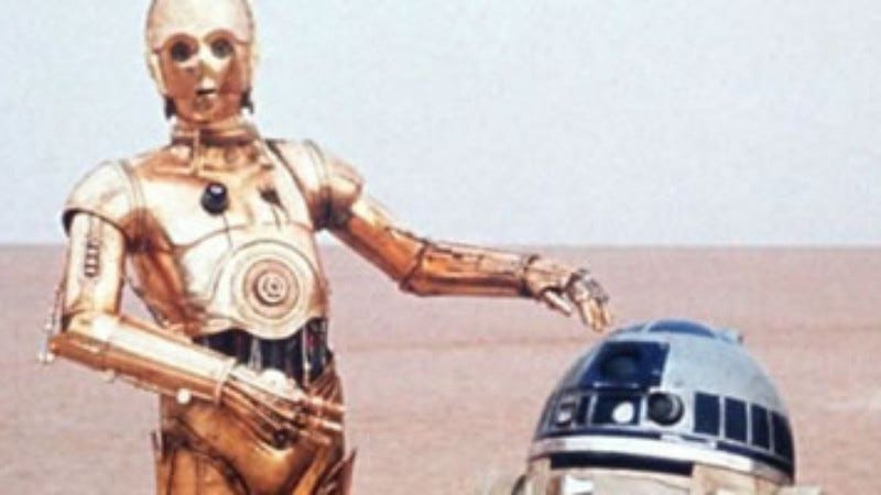 Illustration for article titled An ABC TV special went behind the scenes of Star Wars 38 years ago
