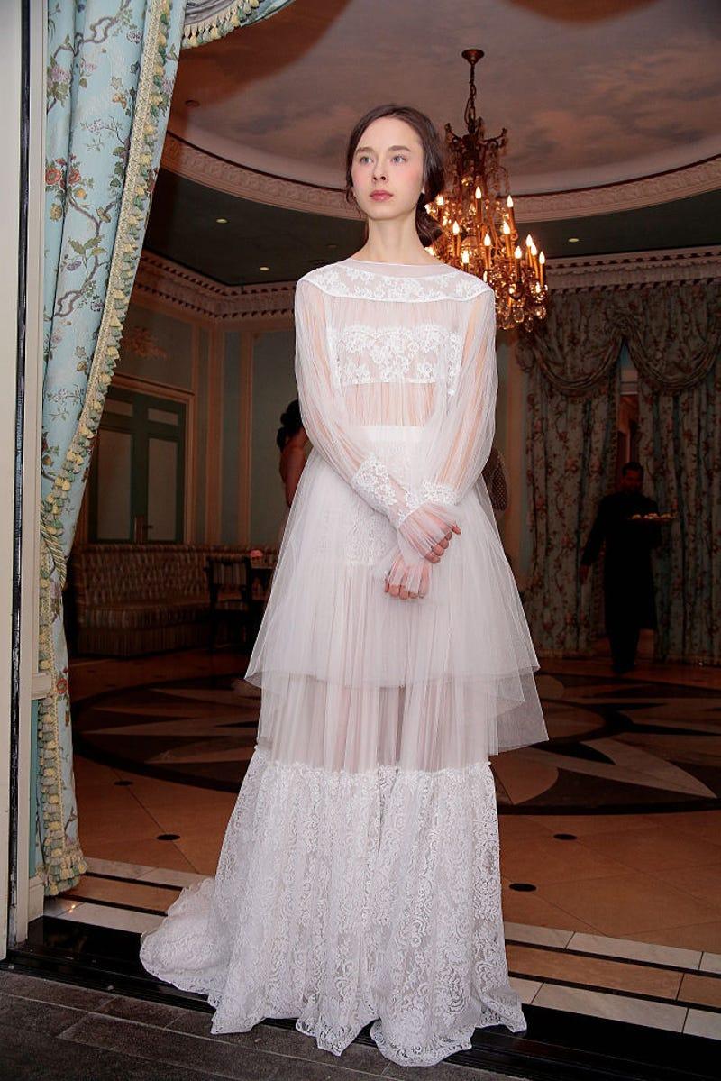audrey hepburn funny face wedding dress » Wedding Dresses Designs ...