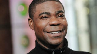 Illustration for article titled Tracy Morgan Becomes Champion Of Gay Rights In Second Leg Of Apology Tour