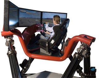 191 000 F1 Car Simulator Costs Way More Than A Sportscar