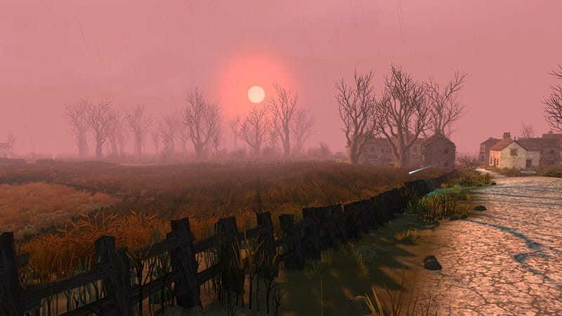 Illustration for article titled Sir, You Are Being Hunted Gets A Smashing Set of Gorgeous Screenshots