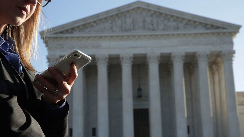 photo image Supreme Court Set to Hear Landmark Online Sales Tax Case