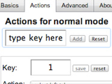 Illustration for article titled Keyconfig Customizes a Ridiculous Amount of Keyboard Shortcuts in Chrome