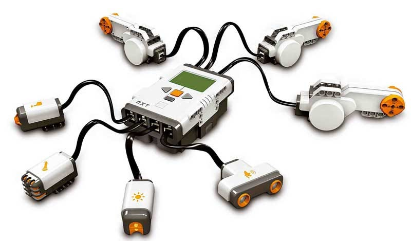 Lego Mindstorms NXT Update August 1st: More User Memory