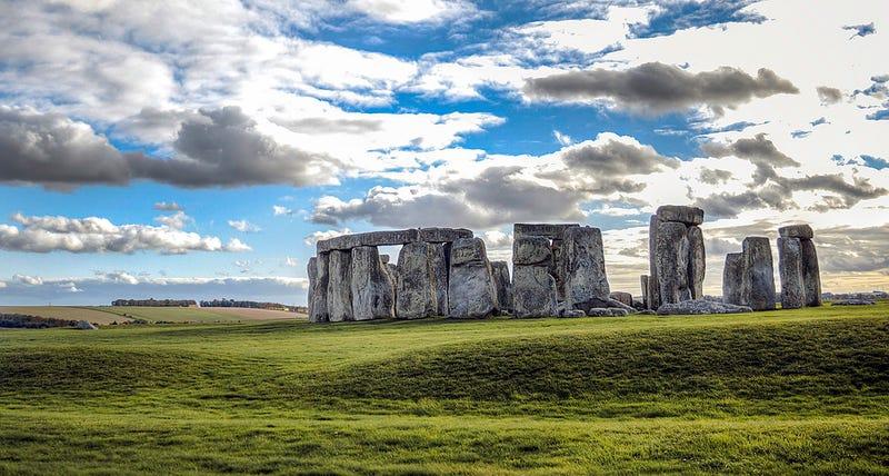 Stonehenge, en la actualidad. Foto: Claudio Accheri / Flickr bajo licencia Creative Commons