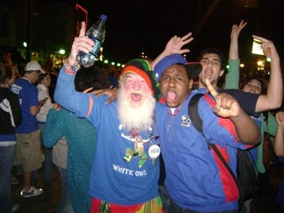 Illustration for article titled Jayhawk Superfan Has Quite The Rap Sheet