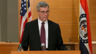 St. Louis County Prosecuting Attorney Robert McCullochSt. Louis Post-Dispatch/Getty Images