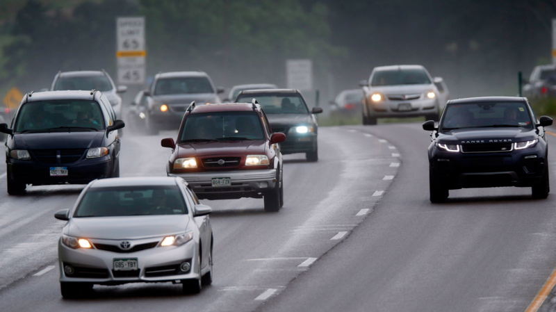 Illustration for article titled Attention Police Officers: Please Enforce The Left Lane Law