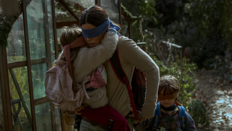 Illustration for article titled Netflix says people are watching the shit out of Bird Box