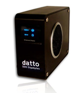 Illustration for article titled Datto Backup NAS Automatically Mirrors Data Onto Remote Servers