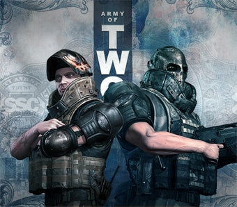 Illustration for article titled New Army Of Two Sequel Details Surface - The 40th Day?