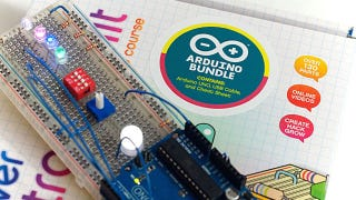 Illustration for article titled The Discovering Arduino DIY Kit Gets You Started with Electronics