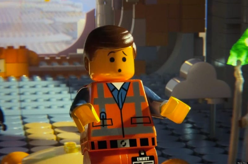 Illustration for article titled LEGO Movie tops box office for third consecutive week...