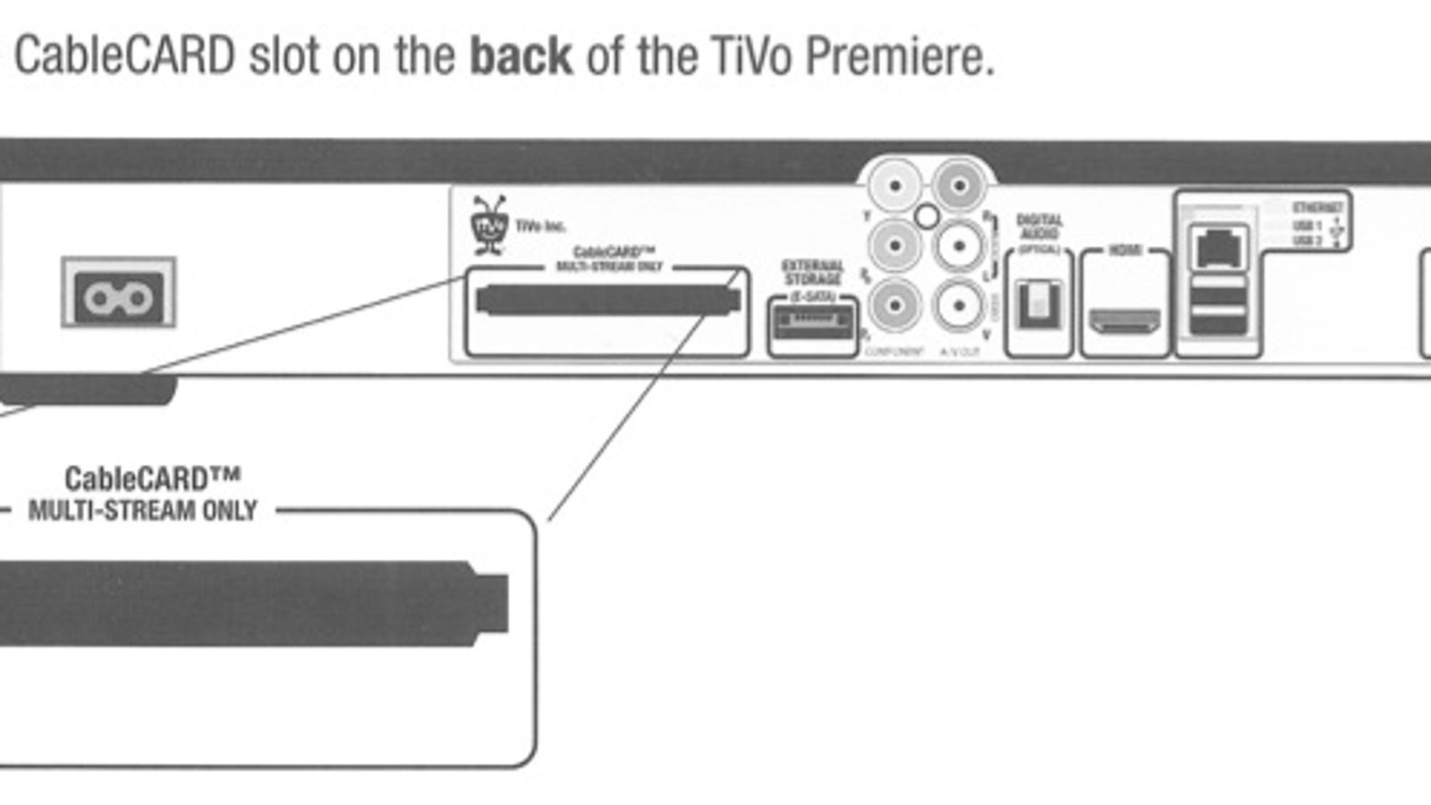 Premiere Tivo S Next Hd Dvr Possibly Revealed In