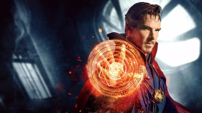 Doctor Strange needed to train for years to make spells, you just need some technology.