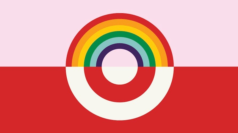 Illustration for article titled Target Says They Support Employees and Customers Using the Bathroom that Corresponds with Their Gender Identity