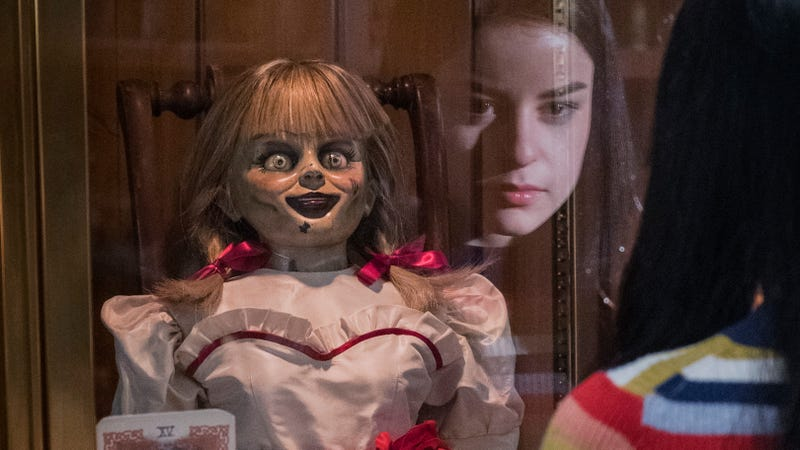 Annabelle Comes Home plays the Conjuring franchise's