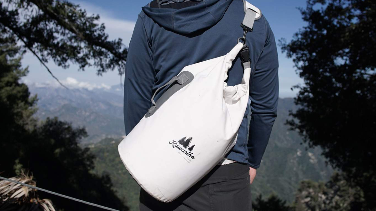Save $24 On a Dry Bag That's Also a Hiking-Ready Cooler