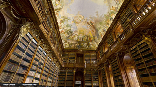 Illustration for article titled The World's Largest Picture Taken Indoors Is 40 Gigapixels of Classic Beauty