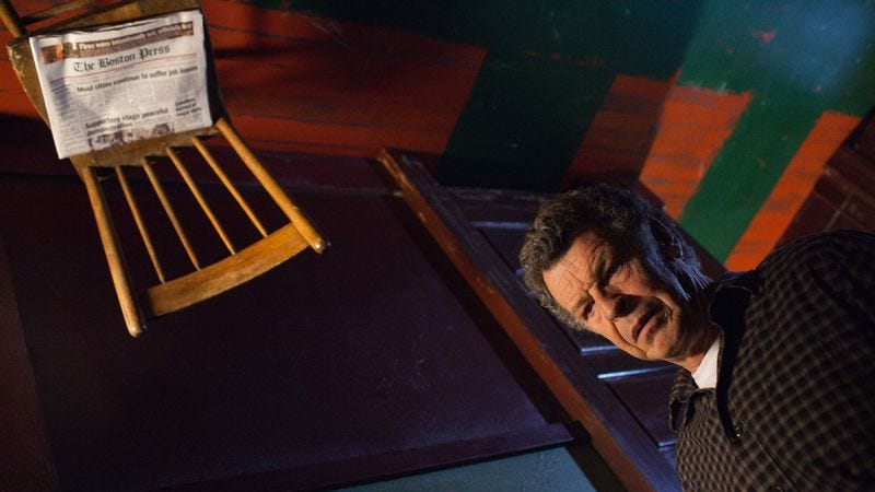 Illustration for article titled Fringe sends Walter Bishop through the looking glass, because the J.J. Abrams-verse needs more Lewis Carroll references