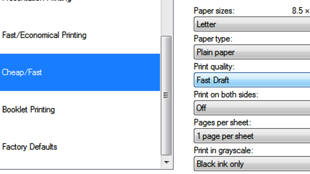 Smart and Easy Ways to Reduce Printing Costs