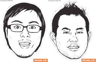 Illustration for article titled Ruin Halloween For Everyone by Going as Brian Lam or Jason Chen