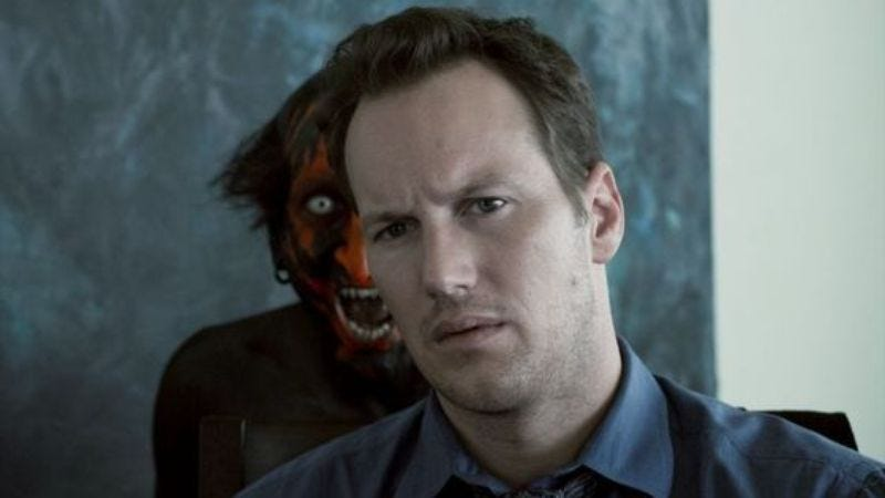 Illustration for article titled There will be a third Insidious movie
