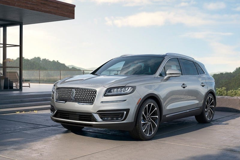Illustration for article titled The 2019 Lincoln MK...err Nautilus starts at $40,340