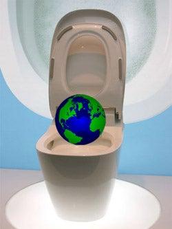 Illustration for article titled Secret Planet Killer: High-Tech Japanese Toilets