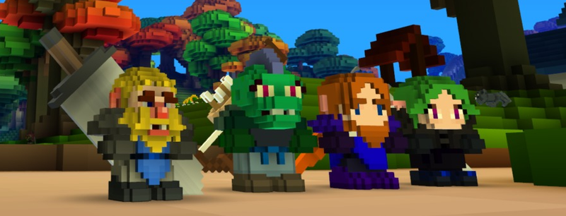 Illustration for article titled Over A Year Later,Cube World Finally Shows Off A Few New Things