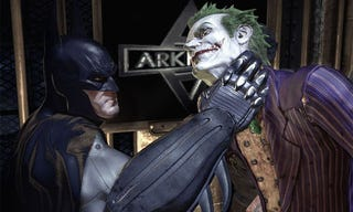 Illustration for article titled Arkham Asylum Gets its GOTY (Edition)