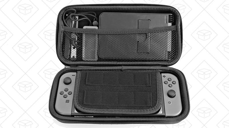 Nintendo Switch Carry-All Case, $13 with code X2IT5EYV