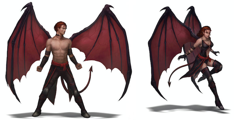Dungeons Dragons Gradual Shift Away From Monster Boobs