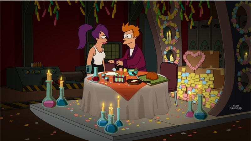 Illustration for article titled Futurama airs the first episode of its second final season