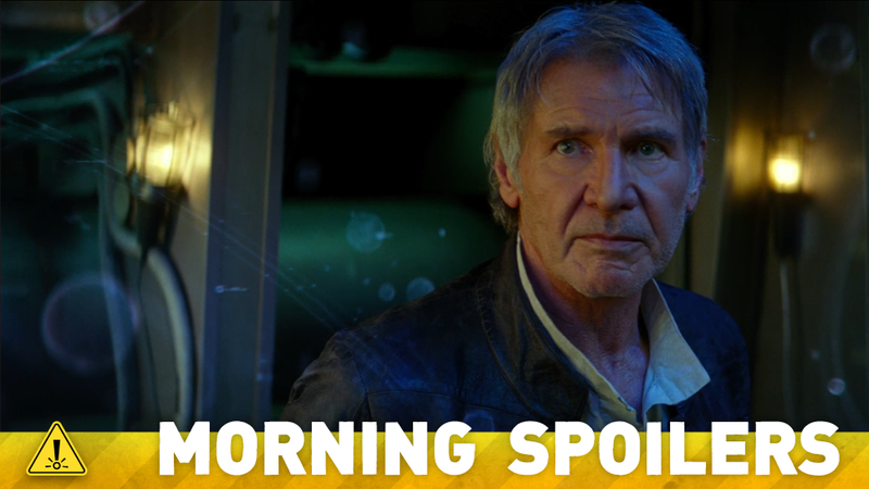 Illustration for article titled Harrison Ford May Have Let Slip A Major Spoiler About The Force Awakens
