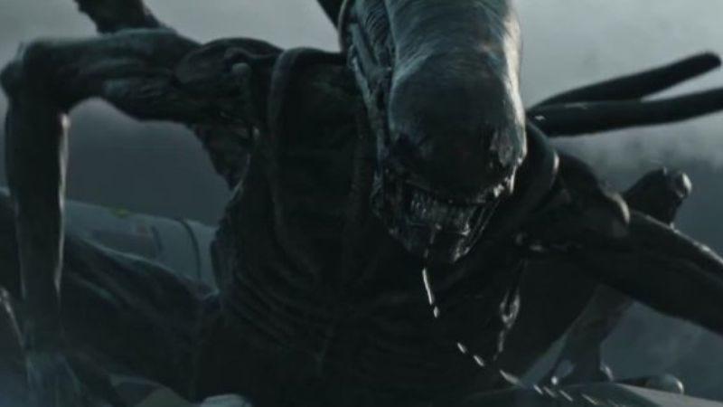 Screenshot: Alien: Covenant/YouTube