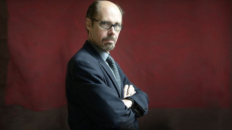 Illustration for article titled BREAKING: Thriller Writer Jeffery Deaver At Top Of His Game