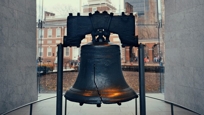 Illustration for article titled Poll Finds 78% Of Americans Would Vote For Liberty Bell