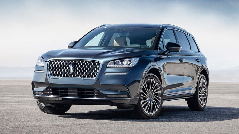 The 2020 Lincoln Corsair Turned Out To Be A Really Good Looking Car