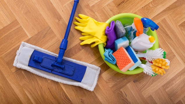 How to Clean All Types of Flooring