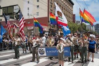 Illustration for article titled Boy Scouts Will (Sort Of) End Ban on Gay Scout Leaders