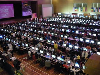 Illustration for article titled Malaysian Kids Set New LAN Party World Record