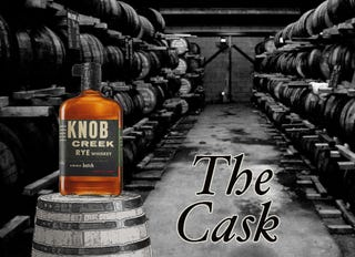 Illustration for article titled The Cask Double Feature Day:Knob Creek Straight Rye Whiskey